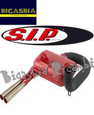 9210 - MARMITTA SIP ROAD 2.0 ROSSA VESPA 150 GL VBA1T VBA2T VBB1T VBB2T