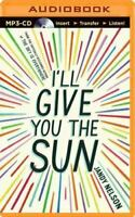 I'll Give You the Sun, Jandy Nelson, 2014 MP3 CD Unabridged Audio BK Free Ship!