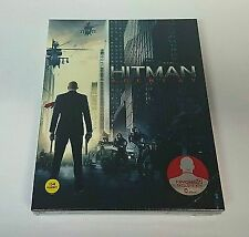 Hitman - Agent 47 blu ray Steelbook - KIMCHI Exclusive # 25 ( NEW ) Region Free