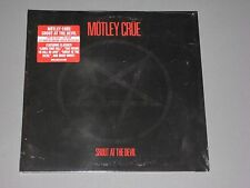 MOTLEY CRUE Shout At The Devil 180g LP cut from orig Analog Master Tape New