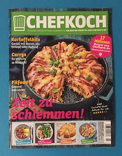 Jefe de cocina Die Besten Recetas Chefkoch.de Octubre 2017 sin leer 1A abs.TOP