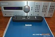 Lexicon MC-12HD HIEND HDMI Processor