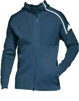 Adidas Parley ZNE Primeknit Hoodie Jacket Men's Size XS Petrol Night DP0285 NWT