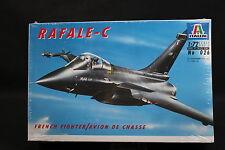 XY075 ITALERI 1/72 maquette avion 026 Rafale C France
