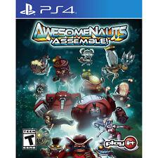 Awesomenauts Assemble PS4 [Brand New]