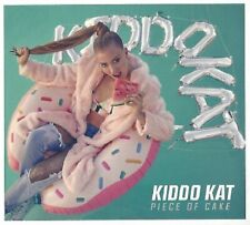 KIDDO KAT / PIECE OF CAKE * NEW DIGIPACK CD 2018 * NEU *