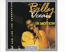 CD BILLY OCEAN	in motion - VOL 2	FRANCE EX+ (A5499)
