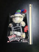"""2003 Gemmy Dancing Hamster """"Happy Birthday to You"""" Over The Hill Animated NOS"""
