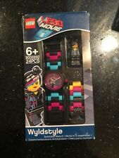 The LEGO Movie WYLDSTYLE Watch 9009990 Brand new Factory Sealed