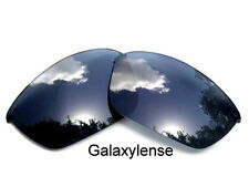Galaxy Replacement Lenses For Oakley Half Jacket 2.0 Sunglasses Black Polarized