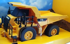 Diecast Masters 1/35 Scale Remote Control Truck 23004 - CAT 770 Mining Truck