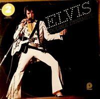 "Elvis Presley ""Elvis Double Dynamite"" LP - 1975 Album Record SEALED NEW"