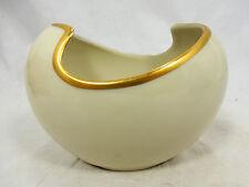 Schöne , asymmetrische 50´s  Design  Porzellan Vase PC Bavaria 14,5 cm
