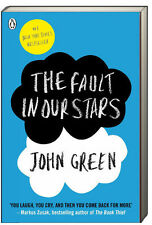 The Fault In Our Stars (pb) by John Green worldwide best seller NEW