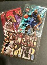 SHAQUILLE O'NEAL INSERT LOT