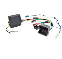 Lenkradfernbedienung Adapter Canbus für Audi VW Seat Skoda ab 2014 JVC Radio