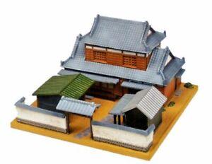 Tomytec (Building 004-4) Japanese Single-Story Farm House D4 (N scale)