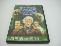 Doctor Who Jon Pertwee Years 1970-74 The Green Death DVD Story #69