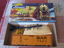 Athearn Great BAR B A R Reefer 7564 HO Scale IN BOX UNASSEMBLED
