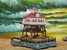 "Lighthouse ""Drum Point"" Light - Maryland #440 - Harbour Lights 2002 (A789) Glow"