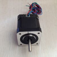 Nema 1.7A Two-phase 4-wire 17Step 42mm High Torque Hybrid Stepper Motor For CNC