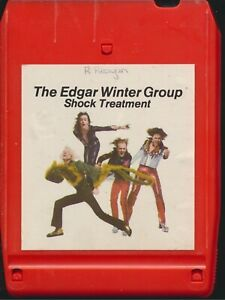 8 Track Tape - The Edgar Winter Group - Shock Treatment - Epic PEA 32461