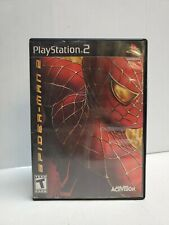 Spider-Man 2 (Sony PlayStation 2, 2005) FAST SHIP