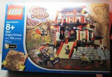 Lego #7419 Orient Expedition Dragon Fortress New Sealed