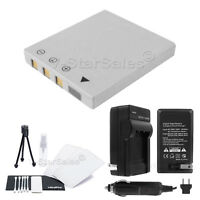 SLB-0837 Battery + Charger + BONUS for Samsung i70S DL700S L73 NV3 NV5 NV7 N7OPS