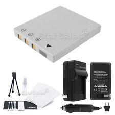 SLB-0837 Battery + Charger + BONUS for Samsung i70S DL700S L73 NV3 NV5 NV7 N7OPS