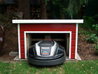 Construction plan  -  Garage automower with automatic door -  absolutely new!