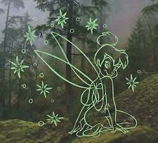 TINKERBELL GLOW IN THE DARK  WINDOW STICKER