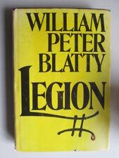 Acceptable - Legion A Novel - Blatty 1983-01-01   Simon & Schuster