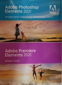 Adobe Photoshop Elements & Premiere Elements, New!