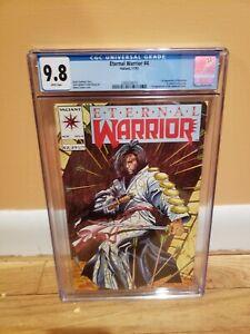 Eternal Warrior 4 Valiant CGC 9.8