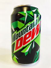 Mountain Dew Set con 24 Lattine da 330 ml