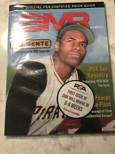 Sports Market Report (SMR) PSA Guide September 2020 Roberto Clemente Cover – New
