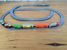 Micro Machines Trains with Track