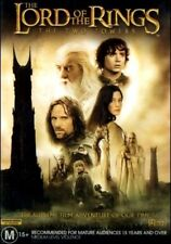 THE LORD OF THE RINGS The Two Towers New 2 Dvd ELIJAH WOOD ***