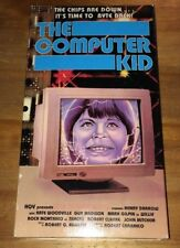 THE COMPUTER KID (Where's Willie?) 1978 VIDEO VHS HTF OOP RARE + FREE DVD