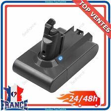 Batterie pour Aspirateur Dyson V6 21.6V 3000mAh DC58 DC59 DC61 DC62 DC72 DC74