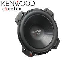 """Kenwood Excelon KFC-XW100 1300W 10"""" 4 Ohm Subwoofer 300W Rms Sub"""
