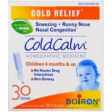 ColdCalm, 30 Oral Liquid Doses, .034 fl oz Each