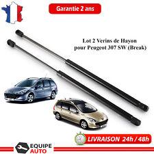 Vérin de hayon coffre neuf Peugeot 307 sw 307 break
