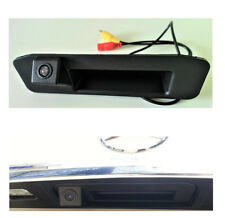 Car Rear View Camera Trunk Handle For Mercedes Benz C class W205 A180 A200 X204