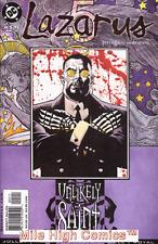 LAZARUS FIVE (2000 Series) #5 Very Fine Comics Book