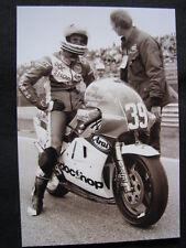 Photo Docshop Honda RS250 #39 Bobby Issazadhe (SWE) GP Sweden Anderstorp 1987