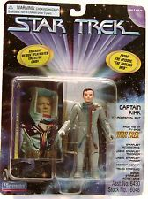 1997 Playmates Star Trek -Captain Kirk in Environmental Suit - Mint on Card!