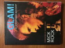 2001 1st BLOOD AND GLITTER Glam  An Eyewitness Account MICK ROCK David Bowie