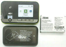 ZTE Z289L 4G LTE Mobile Hotspot Straight Talk Wireless
